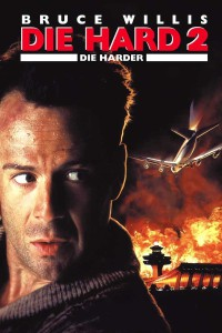 "Poster for the movie ""Die Hard 2"""