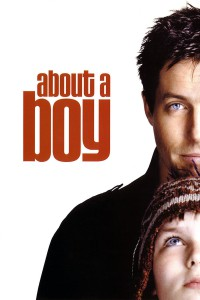 "Poster for the movie ""About a Boy"""