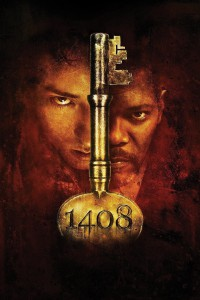 "Poster for the movie ""1408"""