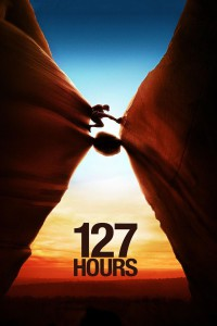 "Poster for the movie ""127 Hours"""