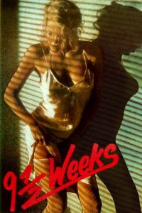 """Poster for the movie """"Nine 1/2 Weeks"""""""