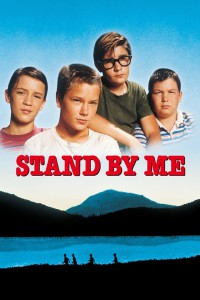 "Poster for the movie ""Stand by Me"""