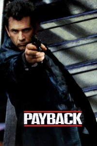 "Poster for the movie ""Payback"""