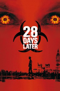 "Poster for the movie ""28 Days Later..."""
