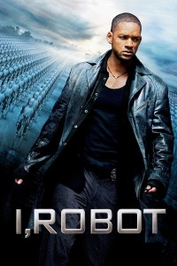 "Poster for the movie ""I, Robot"""