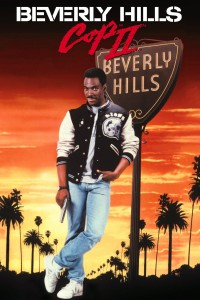 "Poster for the movie ""Beverly Hills Cop II"""