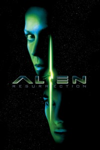 "Poster for the movie ""Alien: Resurrection"""