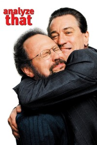 "Poster for the movie ""Analyze That"""