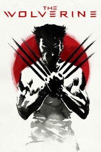 "Poster for the movie ""The Wolverine"""
