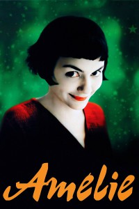 "Poster for the movie ""Amélie"""