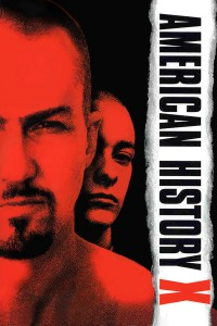 "Poster for the movie ""American History X"""