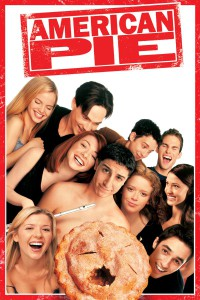 "Poster for the movie ""American Pie"""