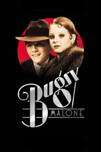 "Poster for the movie ""Bugsy Malone"""