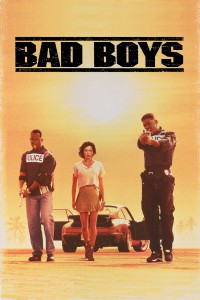 "Poster for the movie ""Bad Boys"""