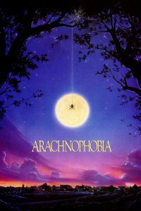 "Poster for the movie ""Arachnophobia"""