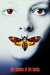 """Poster for the movie """"The Silence of the Lambs"""""""