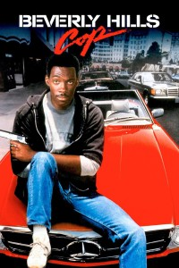 "Poster for the movie ""Beverly Hills Cop"""
