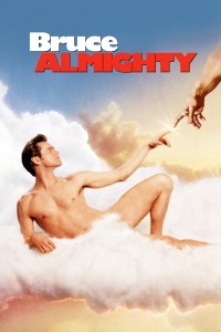 "Poster for the movie ""Bruce Almighty"""