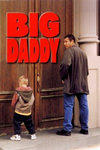 "Poster for the movie ""Big Daddy"""