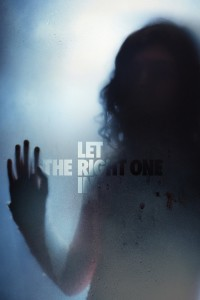 "Poster for the movie ""Let the Right One In"""