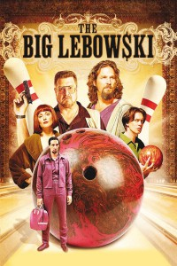 "Poster for the movie ""The Big Lebowski"""