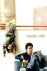 "Poster for the movie ""Martian Child"""