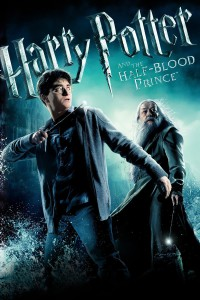 "Poster for the movie ""Harry Potter and the Half-Blood Prince"""