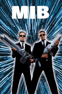 "Poster for the movie ""Men in Black"""
