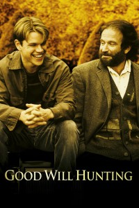 "Poster for the movie ""Good Will Hunting"""