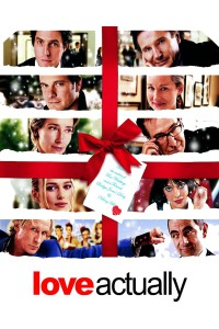 "Poster for the movie ""Love Actually"""