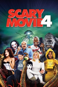 "Poster for the movie ""Scary Movie 4"""