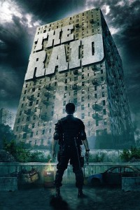 """Poster for the movie """"The Raid"""""""