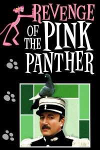 "Poster for the movie ""Revenge of the Pink Panther"""