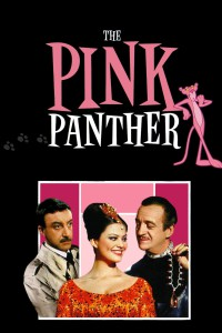 "Poster for the movie ""The Pink Panther"""