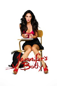 "Poster for the movie ""Jennifer's Body"""
