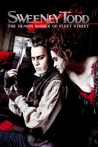 "Poster for the movie ""Sweeney Todd: The Demon Barber of Fleet Street"""