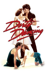 "Poster for the movie ""Dirty Dancing"""