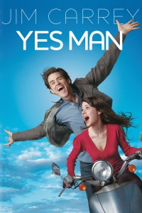 "Poster for the movie ""Yes Man"""