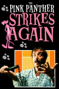 "Poster for the movie ""The Pink Panther Strikes Again"""