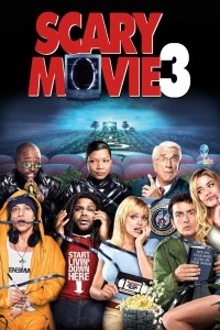 "Poster for the movie ""Scary Movie 3"""