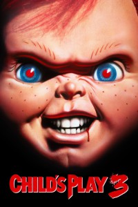"Poster for the movie ""Child's Play 3"""
