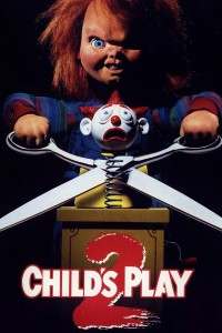 "Poster for the movie ""Child's Play 2"""
