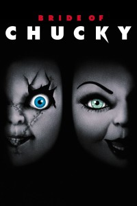 "Poster for the movie ""Bride of Chucky"""