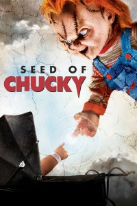 "Poster for the movie ""Seed of Chucky"""