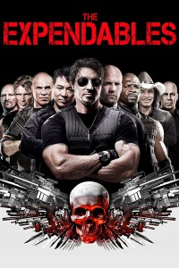 "Poster for the movie ""The Expendables"""