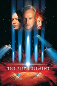 "Poster for the movie ""The Fifth Element"""