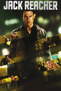 "Poster for the movie ""Jack Reacher"""
