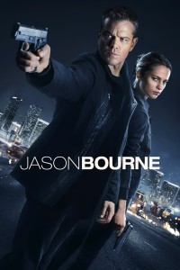 "Poster for the movie ""Jason Bourne"""