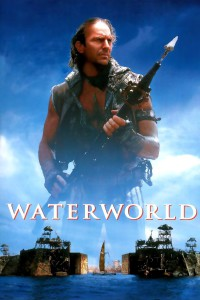 "Poster for the movie ""Waterworld"""
