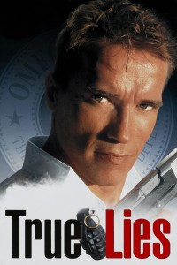 "Poster for the movie ""True Lies"""